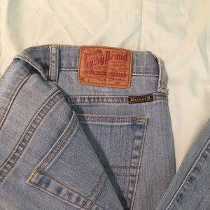 Lucky brand jeans easy Rider size 29
